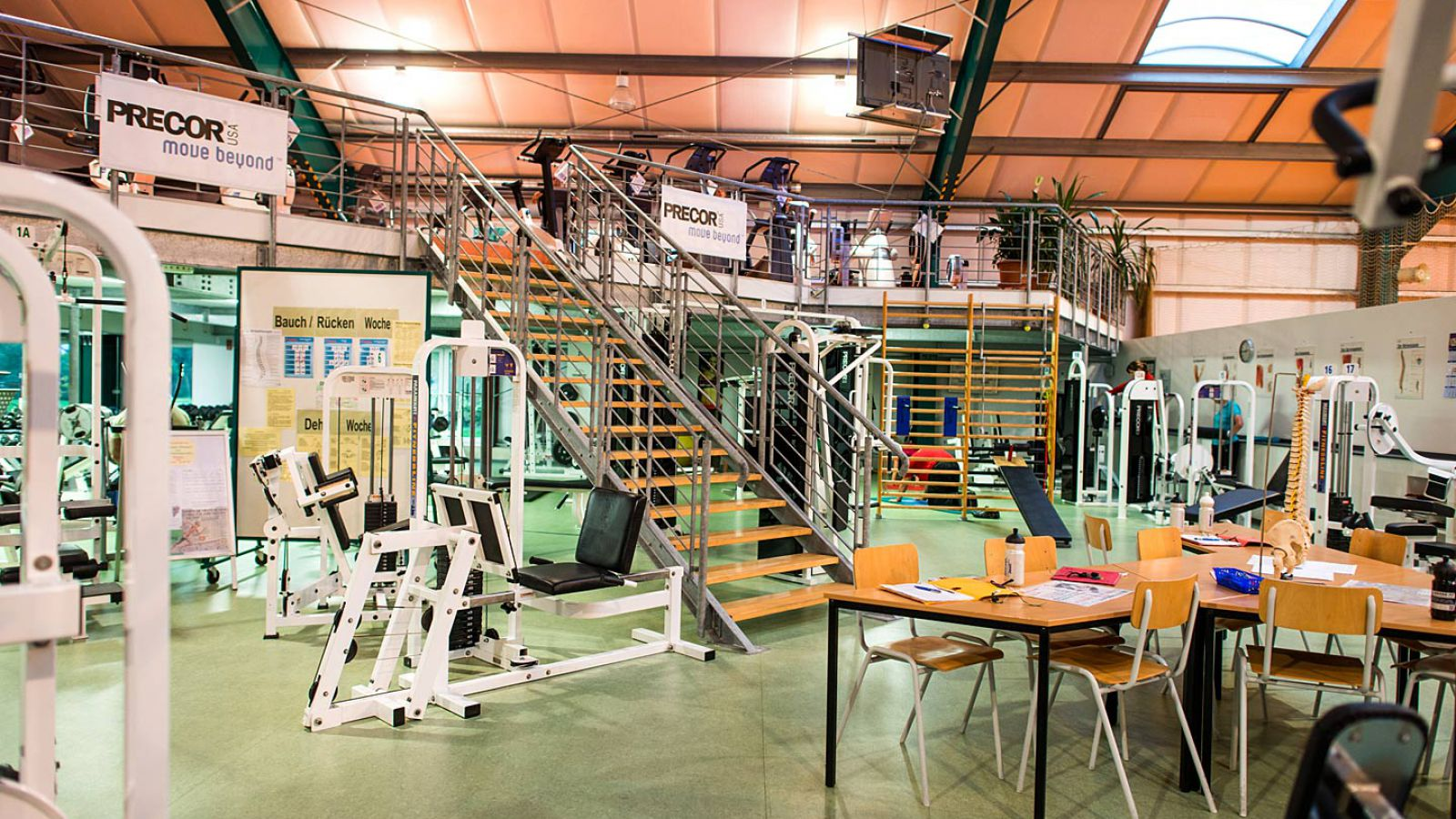 KROKO-FIT Trainingsfläche Radebeul